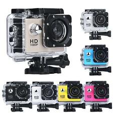 1080P Full HD DV Sports Recorder Car Waterproof Action Camera Camcorder NEW