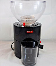 Bodum Antigua Burr Coffee Grinder Model 5670-01USA Espresso French Press Grind