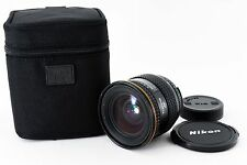 F/S Excellent++ Tokina AF 20-35mm F3.5-4.5 Zoom Lens for Nikon w/Case From Japan