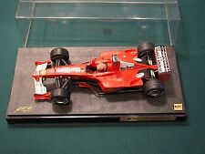 Hot Wheels M Schumacher  1:18 Ferrari F1  2000 World Champions w/ Livery
