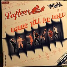 LAFLEUR ¥ Dance Till We Drop • VINILE 12 Mix • 1983 HIGH FASHION