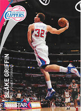 BLAKE GRIFFIN 2009 Rookie Los Angeles CLIPPERS Stadium Give Away CARD SGA NBA