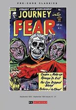 Journey into Fear Vol 3 Gold Pre Code Superior Comics Horror HC PS Artbooks 2016