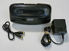Sega Genesis 32x Video Game Console Video Game System