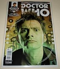 DOCTOR WHO : The TENTH DOCTOR Year Two  # 10 Cover B  Titan Comic  Jun 2016  NM