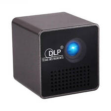 new UNIC P1 Mini LED Portable 30 Lumens Micro Projector DLP Home Movie Theater