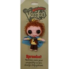 NEW WATCHOVER VOODOO DOLL - SPROCKET - STRING DOLL - WATCHES OVER ORIGINALITY