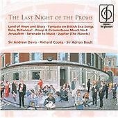 CLASSICAL VARIOUS-The Last Night Of The Proms  CD NEW