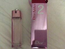 Dior Addict 2 Christian Dior Women Perfume EDT Spray CD 3.4 oz open box