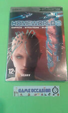 HOMEWORLD 2 II ESPACE STRATEGIE SURVIE HITS COLLECTION PC CD-ROM PAL