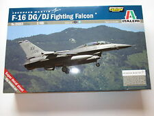 Lockheed Martin F-16 DG / DJ Fighting Falcon USAF / Greek, Italeri in 1:48 boxed
