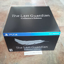 The Last Guardian: Limited Collector's Edition Brand New. Sealed. PS4
