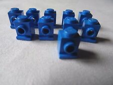 LEGO 1 x 1 BLUE MODIFIED HEADLIGHT BRICK x  10  PART 4070