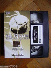 VHS=GOL PARADE=I GOL PIU' BELLI DELLA STORIA DEL CALCIO=100-51