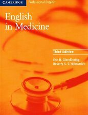 Cambridge PROFESSIONAL ENGLISH IN MEDICINE Third Edition with Answer Key @NEW@