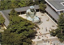 BG33740 aerial view of giant buddha of kamakura japan