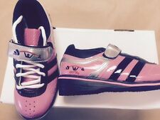 Weightlifting Shoes Pink size 8.5