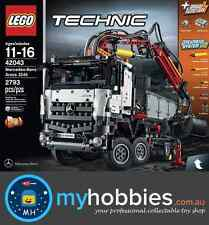 LEGO 42043 Technic 42043 Mercedes-Benz Arocs 3245 Brand New and Sealed