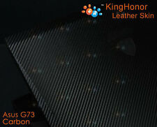KH Special Laptop Carbon Sticker Skin Cover Protector for ASUS G73 Series