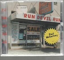 PAUL McCARTNEY Mc CARTNEY  RUN DEVIL RUN CD SEALED  F.C. SEALED!!!
