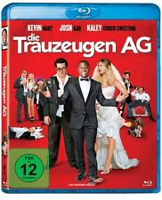 Blu-ray * Die Trauzeugen AG * NEU OVP * Kevin Hart