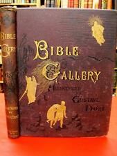 GUSTAVE DORE BIBLE GALLERY Holy Crusades 1880 Heaven Hell JESUS CHRIST Victorian