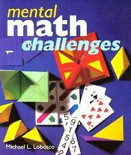 Mental Math Challenges-ExLibrary