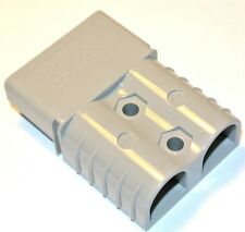 6810G1-BK Anderson Power Connector Housing Gray SB 600V 120A [QTY=1pcs]