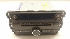 Original Chervrolet Monte Carlo  Impala 06-08 Radio CD Player Aux 25887589