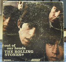 ROLLING STONES OUT OF OUR HEADS MONO LONDON LL-3429 Party Record
