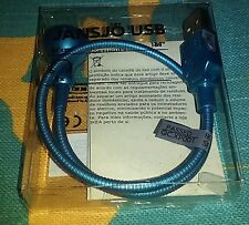 USB Flexible LED Light, Computer, Laptop, Notebook,(Turquoise ), Ikea Jansjo