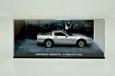 James Bond Modellauto-Collection Chevrolet Chorvette