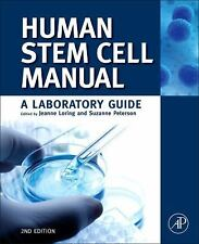Human Stem Cell Manual : A Laboratory Guide (2012, Spiral)