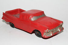 Auburn Rubber, 1957 Ford Ranchero, Red
