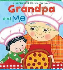 Grandpa and Me Karen Katz Lift-the-Flap Books