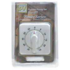 Long Ring Mechanical Dial Timer 60 Minute TIM-60 S-3441