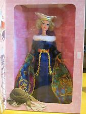 Medieval Lady Barbie Doll with Box - The Great Eras Collection - Mattel