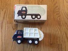 Vtg 1970s Tiny Tonka Sanitary Service Truck Original Box #615