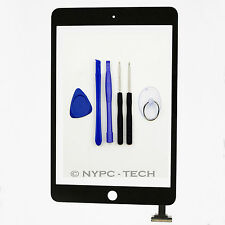 NEW Black Touch Screen Digitizer Glass For iPad Mini A1432 A1454 A1455 (No IC)