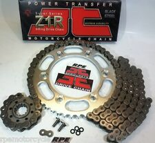SUZUKI DL1000 V-STROM '02/05 JT RACING Z1R CHAIN AND SPROCKET KIT *OEM or Custom