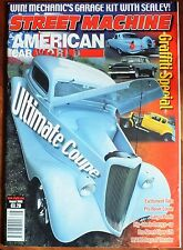 STREET MACHINE & AMERICAN CAR WORLD MAGAZINE AUG 2003. VGC. UK DISPATCH