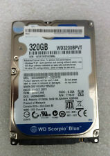 "WD / Toshiba / Hitachi (any one ) 320GB 2.5"" SATA Hard Drive"