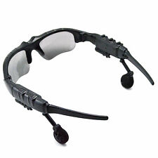 Wireless Music Sunglasses Stereo Bluetooth Headset For Smartphone Samsung Galaxy