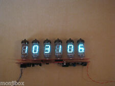 Alarm Clock VFD IV11 (Nixie era tubes) Monjibox Assembled kit