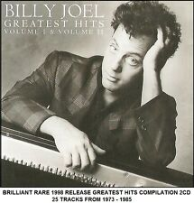 Billy Joel - The Very Best Greatest Hits Collection - RARE CD 70's 80's Rock Pop