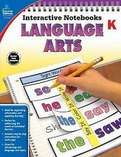 Language Arts K Interactive Notebook - Paperback