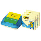 """3M Post-It C-4214 Pop-up Note Dispenser Sticky Note KR330 Yellow 3x3"""" Refill"""