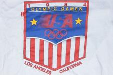 80s Vintage Levis Olympic Games Los Angeles LA 1984 Long Sleeve T Shirt XS