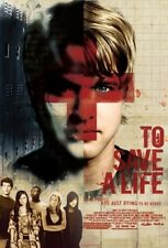 To Save a Life (2010, Blu-ray New) BLU-RAY/WS