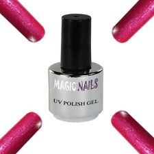 UV Polish Soak Off Gel Nail Art Nagellack Farbe # hot lips